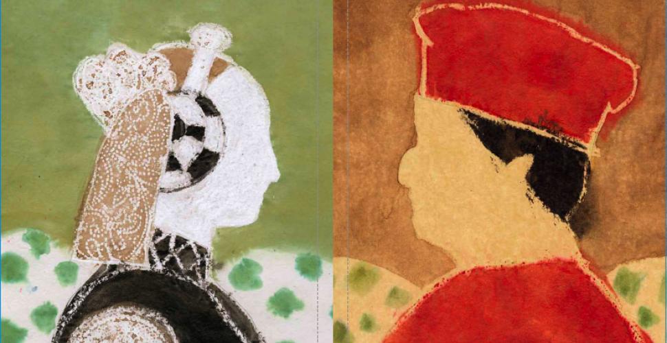 Gli albi illustrati tra arte e moda 3. Tessuti e Pattern